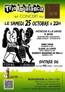 Affiche Latté-Forro [800x600]