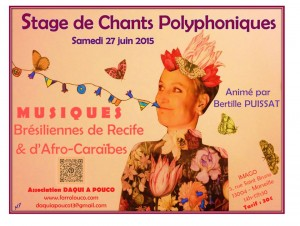 stage chant Bertille
