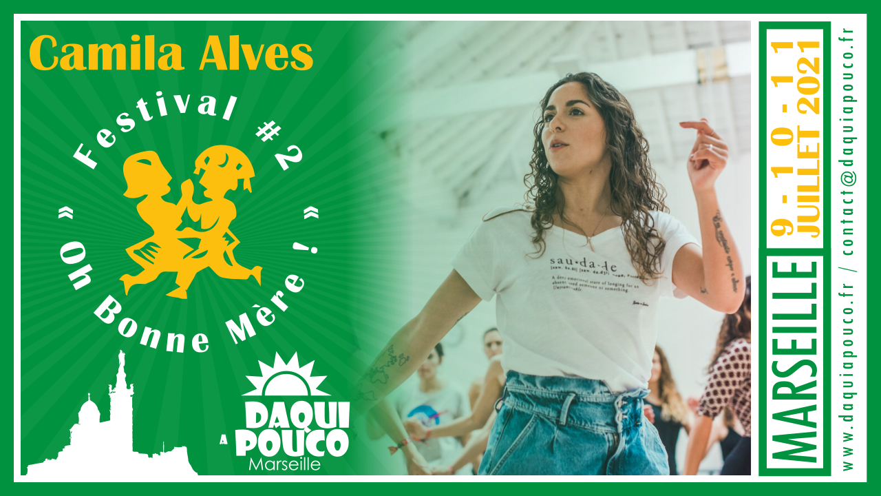 Festival 2021 : Camila Alves
