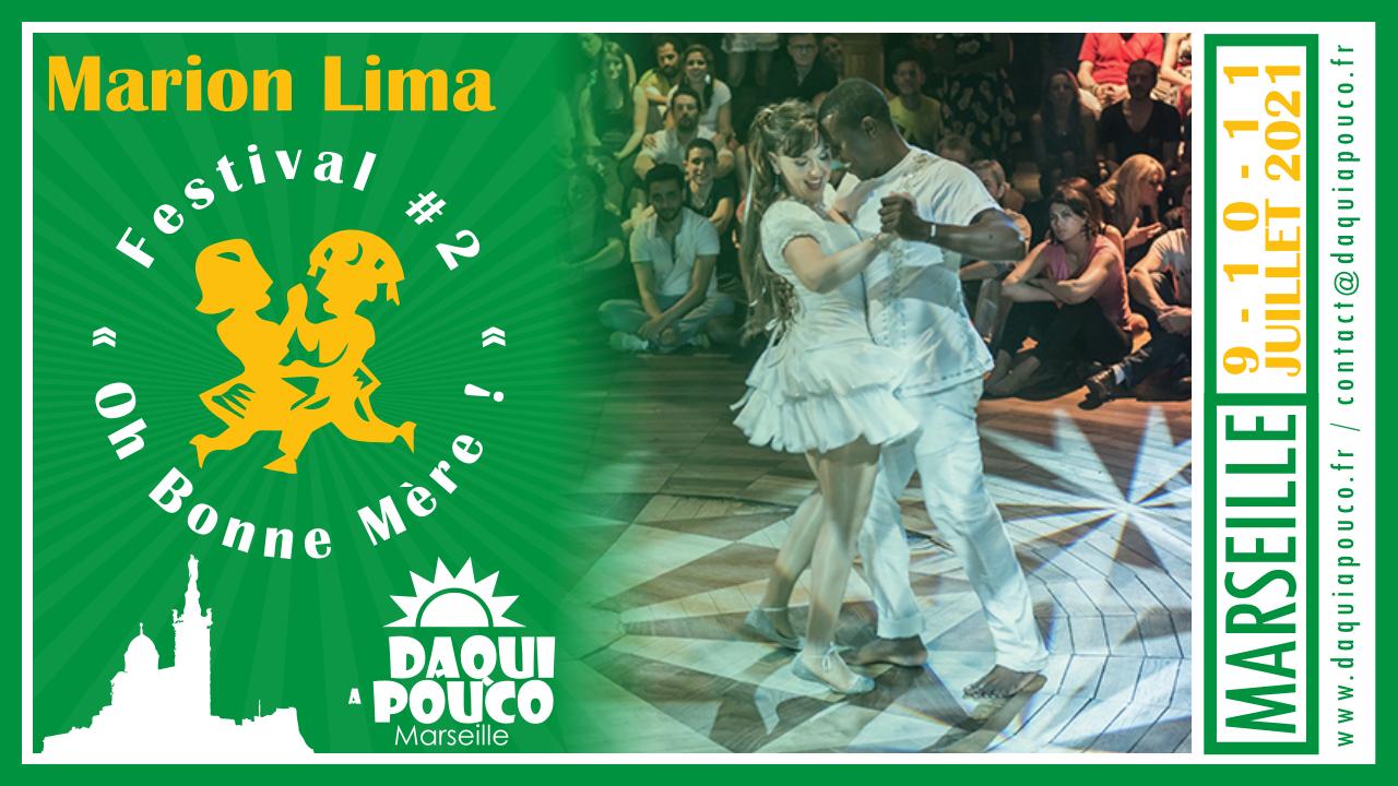 Festival 2021 : Marion Lima