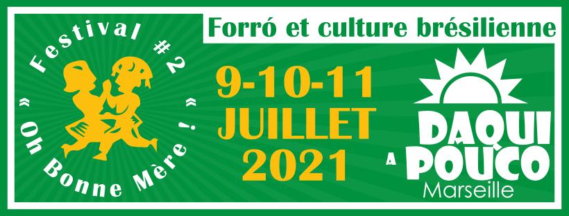 Festival Forro Marseille 2021