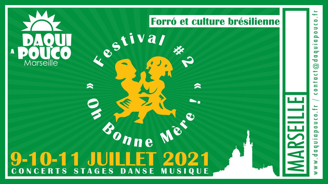 Festival Forró Marseille 2021