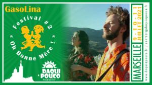Festival 2021 : Gasolina