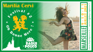 Festival 2021 : Marilia Cervi